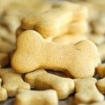 Permalink to: Homemade Peanut Butter Dog Treats