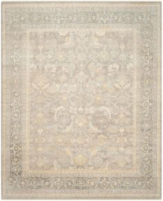 Rug SUL1083A - Safavieh Rugs - SUL1083A Rugs - SUL1083A Rugs - Area Rugs - Runner Rugs.  May be too light for my house but I really like the neutrals.