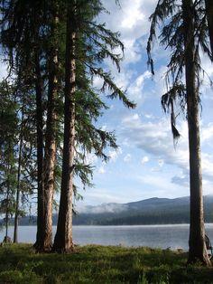 Seeley Lake, Montana I will be here soon!!!