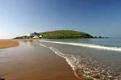 Glorious Burgh Island, Bigbury-on-Sea, Devon