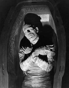 Boris Karloff - The Mummy (1932)