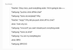 AHAHAHAHA XDD BTS SCENARIO THIS IS HILARIOUS AND CUTE AT THE SAME TIME I CANT ODMGKEJW