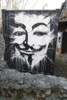 """Ideas are bulletproof"" - V for Vendetta"