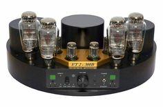 High end audio audiophile ET-2. 300B Integrated amplifier