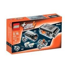 Buy LEGO Technic: Power Functions Motor Set at Mighty Ape NZ. Add even more power to your LEGO® creations! Power Functions motor set includes a M-Motor, battery box, light cable, pole switch and additional pieces. Lego Technic, Lego Mindstorms, Legos, Technique Lego, Be Light, Lego Store, Buy Lego, Lego Worlds, Toys R Us