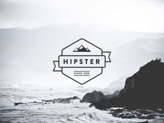 Hipster Logo Creator Pack Free PSD