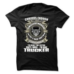 trucker T Shirt, Hoodie, Sweatshirt