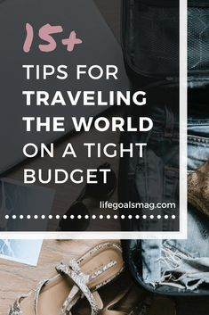 travel the world on a budget. guide for packing, traveling hacks, and smart plane and airline tips. Cheap Travel, Budget Travel, Travel Tips, Travel Destinations, Travel Ideas, Travel Checklist, Travel Goals, Travel Hacks, Usa Travel