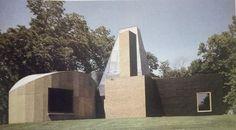 Frank O. Gehry, dom gościnny Wintona w Wayazta, Minnesota, 1986-1987