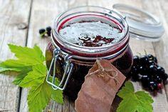 Voňavý džem z čiernych ríbezlí - zena.sme.sk