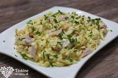 Zelerový šalát - Tinkine recepty