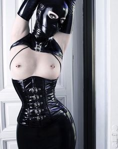 698 Best Latex Images On Pinterest In 2018 Black Leather Leather