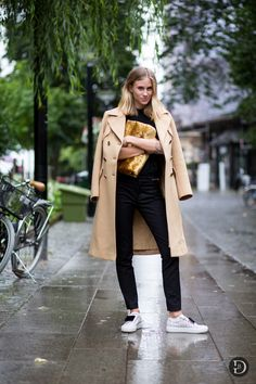 cool camel. Tine in Stockholm. #TheFashionEaters