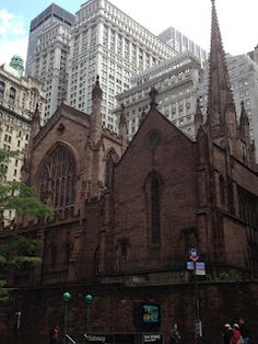 New York City 2012 | Trinity Church
