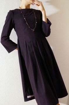 robe burda octobre 2012
