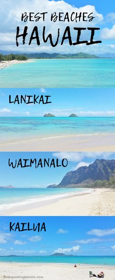 Best beaches in Hawaii USA. Things to do in Oahu Hawaii. Best beaches in the world. Hawaii vacation ideas and planning tips. Oahu be Hawaii Surf, Hawaii Travel, Travel Usa, Beach Travel, Travel Tips, Travel Ideas, Travel Inspiration, Hawaii Life, Travel Goals