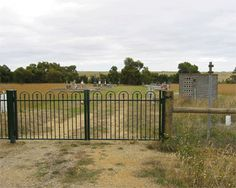 Teesdale / Native Hut Creek cemetery