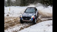 MINI ALL4 Racing in Russia
