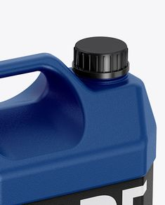 Plastic Jerrycan W/ Screw Cap Mockup - Half Side View (High-Angle Shot) in Jerrycan Mockups on Yellow Images Object Mockups High Angle Shot, Jerry Can, Plastic Plastic, Screw Caps, Spare Parts, Side View, Angles, Mockup, Objects