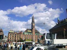 Copenaghen: centro