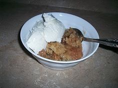 Crock Pot Apple and Pear Crisp