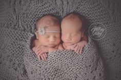 Twin Newborn Photographer | Cleveland Ohio Newborn Photographer | Twin Newborn Session | Start With The Best | Brittany Gidley Photography LLC