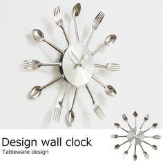 壁掛け時計 / m001-u