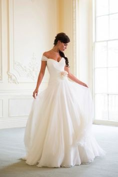 Snowdrop, Wedding dress, Hochzeitskleid; Hochzeit