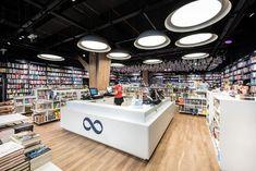 Panta Rhei & Café Dias / Bookstore & Cafe - Picture gallery
