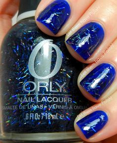 Let them have Polish!: My Picks from the Orly Flash Glam FX Collection