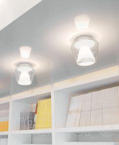Serien Lighting Annex Ceiling Klar/Opal