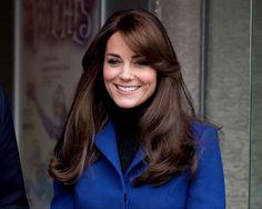Duchess Of Cambridge Visit Dundee, Scotland - Julian Parker/Getty Images