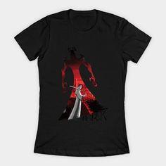 Samurai Jack Womens T-Shirt