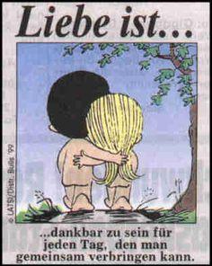 Liebe ist ...