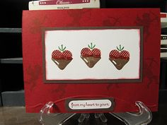 P.S. I Love You from Stampin'Up! Valentine