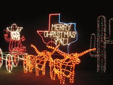 A Merry Texas Christmas to You | Texas | Pinterest | Texas, Lone ...