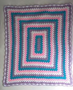Excellent No Cost Granny Squares Crochet rectangle Concepts Obtain motivated int. : Excellent No Cost Granny Squares Crochet rectangle Concepts Obtain motivated intended for Gran Sq . Evening 2019 together with 16 must-hook makes. Crochet Afghans, Bag Crochet, Crochet Granny Square Afghan, Manta Crochet, Granny Square Crochet Pattern, Baby Blanket Crochet, Crochet Baby, Crochet Blankets, Free Crochet