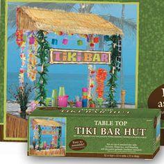 Tiki Bar Hut