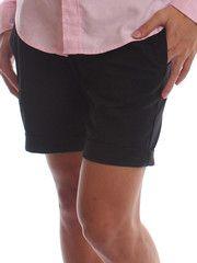 Black Walking Shorts | $22