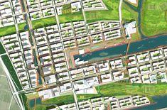 Jinan New Urban District – Sasaki Associates, Inc