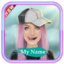 Download My name on pics V 4.0:        Here we provide My name on pics V 4.0 for Android 2.3.2++ Application my name pics-girly m pictures is a best tool to write your name on the most beautiful girly m pictures backgrounds for girls , This application contains a large library of girly picture :-Girly World-Girly Friends -Girly...  #Apps #androidgame #Mobiappdev  #ArtDesign http://apkbot.com/apps/my-name-on-pics-v-4-0.html