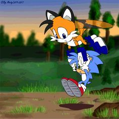 Amazing Drawings, Cute Drawings, John Derek, Sonic 25th Anniversary, Sonic The Movie, Sonic Underground, Sonic Unleashed, Sonic Funny, Sonic Fan Characters