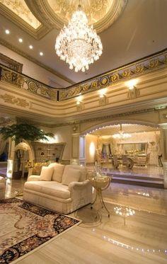Luxury Interior Design Grand Mansions Castles Dream Homes Wealth