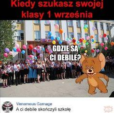 Bts Memes, Funny Memes, Polish Memes, Weekend Humor, Komodo Dragon, Meme Lord, School Memes, Wtf Funny, Teen Wolf