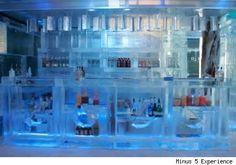 ice bar NYC