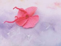 Flower Brooch, Brooch Pin, Candy Gifts, Pink Candy, Hair Pins, Gifts For Women, Flora, Felt, Sugar