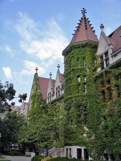 University of Chicago, Hyde Park.