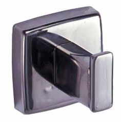 """Bobrick 670 304 Stainless Steel Surface Mounted Utility Hook, Bright Finish,2"""" Length x 2"""" Width x 2"""" Projection by Bobrick. $29.16. Utility Hook. Flange and Support Arm - 18-8 S, type-304, 22-gauge (0.8mm) stainless steel. Concealed, 16-gauge (1.6mm) stainless steel mounting bracket. All-welded construction. Secured to wall plate with a stainless steel setscrew. Concealed Wall Plate - 18-8 S, type-304, 16-gauge (1.6mm) stainless steel. Cap - 18-8 S, type-304, 10-..."""