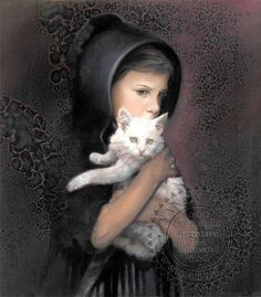 "Nancy Noel"" Fine Art Giclee Print & Canvas Editions: ""Sarah II"" - Nancy Noel New Releases Amish Culture, Amish Quilts, Mundo Animal, Process Art, State Art, Animal Paintings, American Artists, Art For Kids, Art Children"