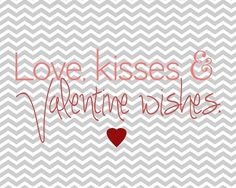 The View From 510: Valentine's Printables {for the home}